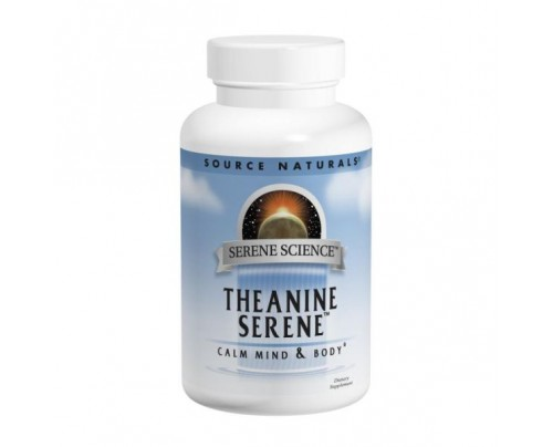 Source Naturals Theanine Serene Calm Mind & Body 800 mg 120 Tablets
