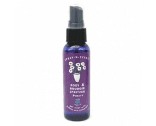 Earth Solutions Purity Aromatherapy Spray 2oz.