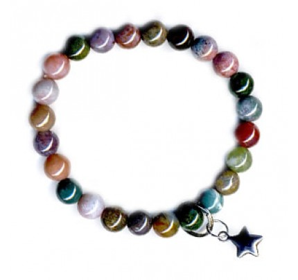 Art Of Luck Agate - Unexpected Miracles Bracelet
