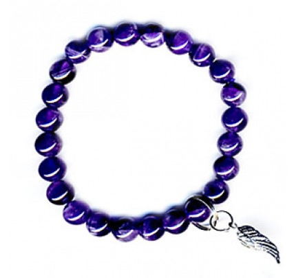 Art Of Luck Amethyst - Protection Bracelet