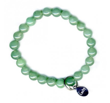 Art Of Luck Aventurine - Wealth & Good Luck Bracelet