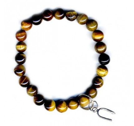 Art Of Luck Tiger's Eye - Good Luck Bracelet