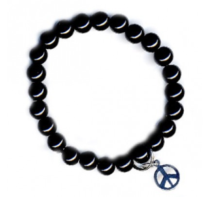 Art Of Luck Onyx - Peace Bracelet