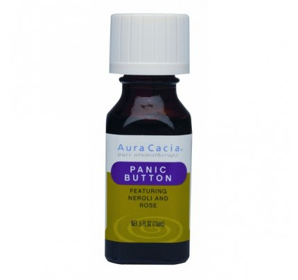 Essential Solutions Oil Panic Button 0.5oz.