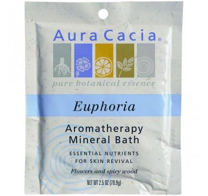 Mineral Bath Salts Euphoria 2.5oz.
