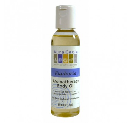 Bath & Massage Oil Euphoria 4oz.