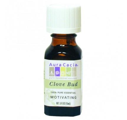 Essential Oil Clove Bud (Syzygium aromaticum) 0.5oz.