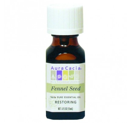 Essential Oil Fennel Seed (Leoniculum vulgare) 0.5oz.