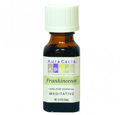 Essential Oil Frankincense (Boswella carteri) 0.5 fl. oz.