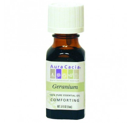 Essential Oil Geranium (Pelargonium graveolens) 0.5oz.