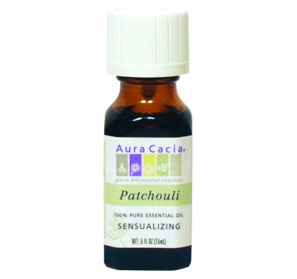 Essential Oil Patchouli (Pogostemon cabin) 0.5oz.