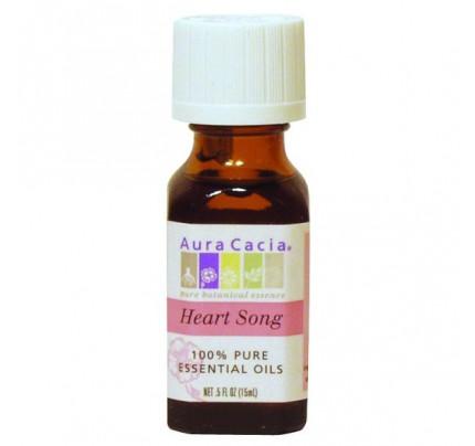 Aromatherapy Oil Blend Heartsong 0.5oz.