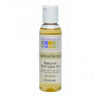 Natural Skin Care Oil Apricot Kernel 4oz.