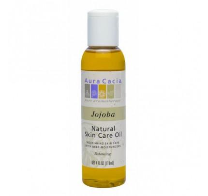 Natural Skin Care Oil Jojoba 4oz.