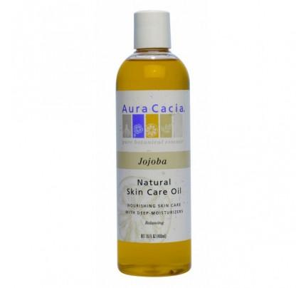 Natural Skin Care Oil Jojoba 16oz.