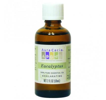 Essential Oil Eucalyptus (E. globulus) 2oz.