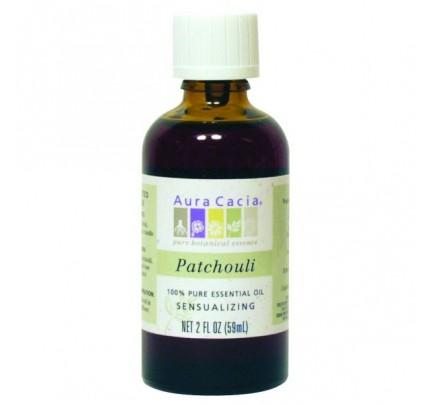 Essential Oil Patchouli (Pogostemon cablin) 2oz.