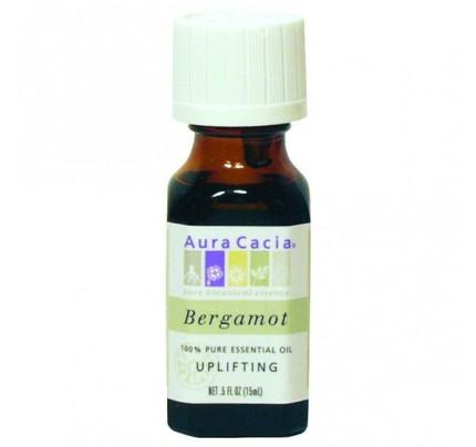 Essential Oil Bergamot (Citrus bergamia) 0.5oz.