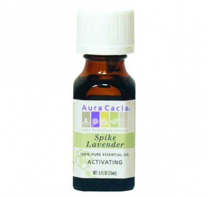 Essential Oil Lavender, Spike (Lavandula latifolia) 0.5oz.
