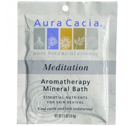 Mineral Bath Salts Meditation 2.5 oz.
