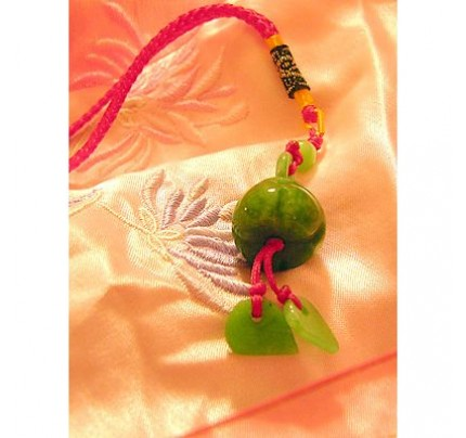 Feng Shui Unexpected Miracles Jade Luck Charm
