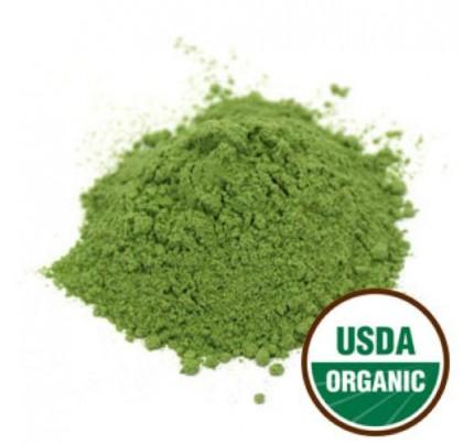 Organic Alfalfa Leaf Powder Bulk 1lb.