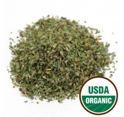Organic Catnip Leaf & Flower C/S Bulk 1lb.