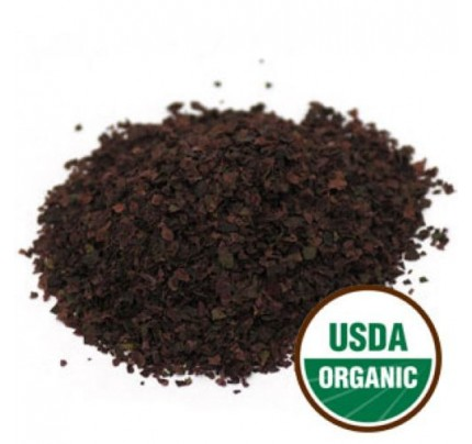 Organic Dulse Kelp Leaf Cut & Sifted Bulk 1lb.