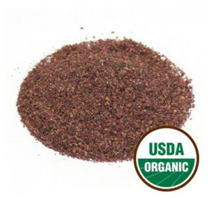 Organic Dulse Kelp Seaweed Leaf Granules Bulk 1 lb.