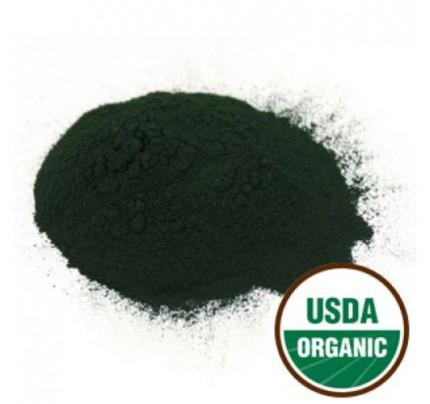 Organic Spirulina Powder Bulk 1lb.