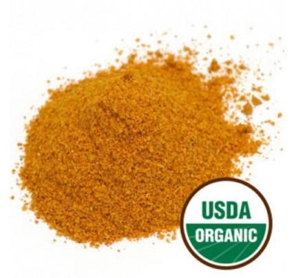 Organic Cayenne Pepper Powder 35k H.U. Bulk 1lb.