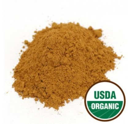 Organic Cinnamon Powder Bulk 1lb.