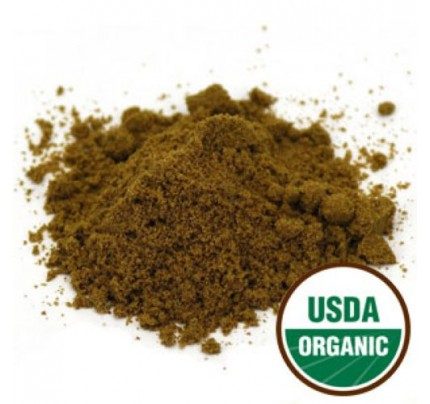 Organic Cumin Seed Powder Bulk 1lb.