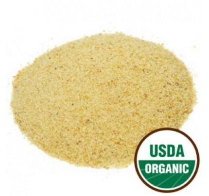Organic Garlic Granules Bulk 1lb.