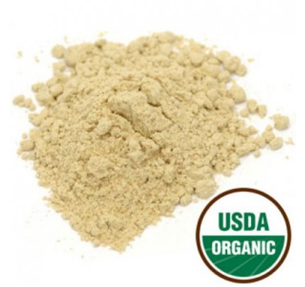 Organic Ginger Root Powder Bulk 1lb.