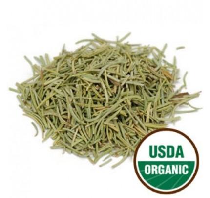 Organic Rosemary Leaf Whole Bulk 1lb.