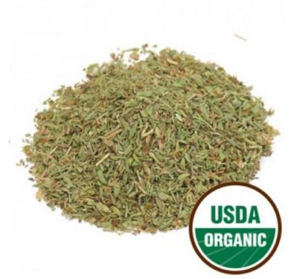 Organic Thyme C/S Bulk 1lb.
