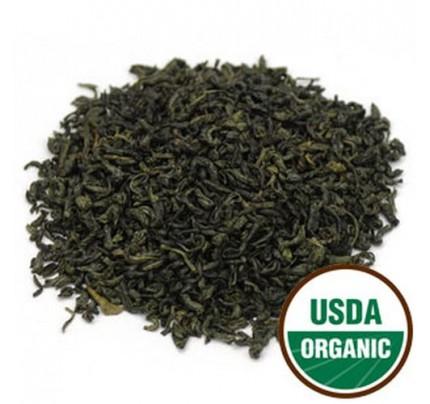 Organic Young Hyson Tea Bulk 1lb.