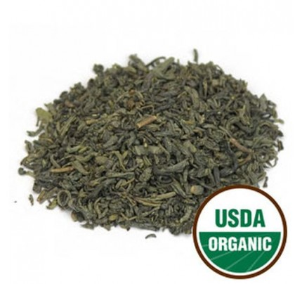 Organic Chunmee Green Tea Fair Trade Bulk 1lb.