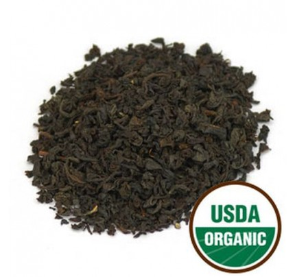 Organic English Breakfast Tea Bulk Fair Trade 1lb.