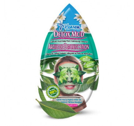 Detox Mud Glacial Mud Deep Pore Cleansing Mask