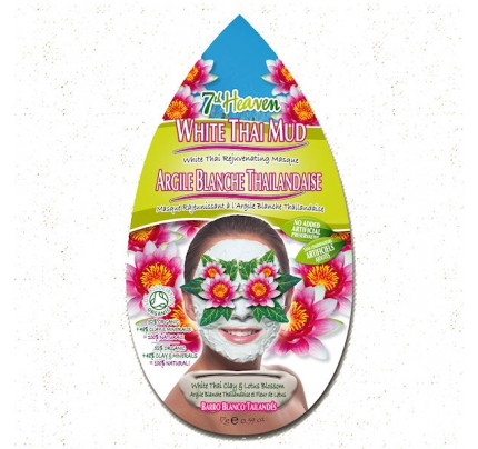White Thai Mud White Thai Rejuvenating Mask
