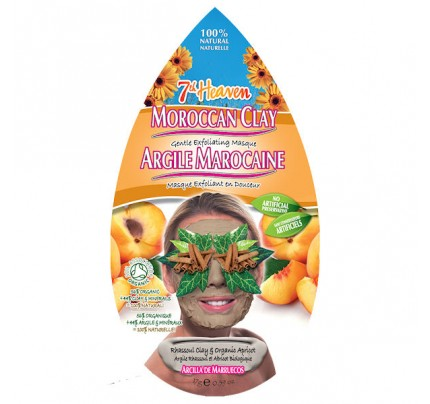 Moroccan Clay Gentle Exfoliating Mask