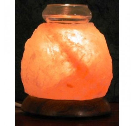 Himalayan Salt Crystal Aroma Lamp