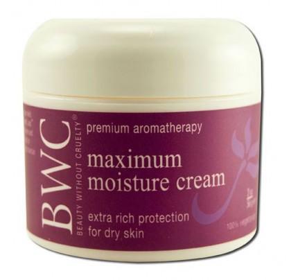 Maximum Moisture Cream for Skin 2oz.