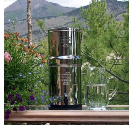 Big Berkey 2.25 Gallon Stainless Steel Water Purifier