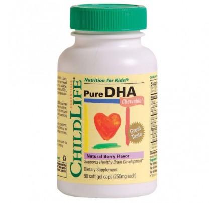 Pure DHA 250mg 90 Softgels