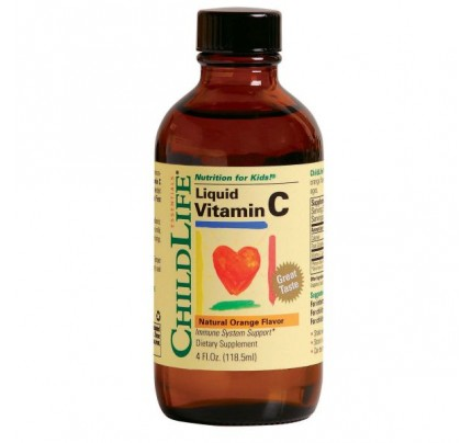 Vitamin C 4oz.