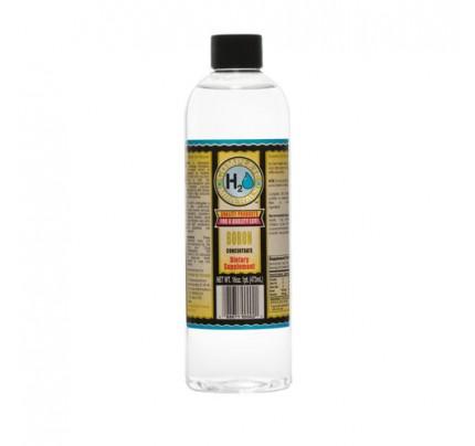 Boron Ionic Mineral Water 20 ppm 16 fl. oz.
