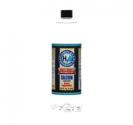 Calcium Ionic Mineral Water 1,700 ppm 32 fl. oz.